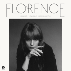 "I finally listened to Florence + The Machine's ""How Big, How Blue, How Beautiful"" in its entirety and I have to say that it's genius and sonically wonderful. I need to listen again and again (if I ever get the time) to just take it all in."