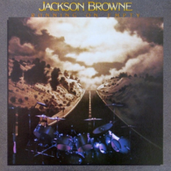 "I have always known about Jackson Browne (because of my dad's Eagles albums) but I never really listened to his stuff until a guitar lesson last year. I fell in love with ""In the Shape of a Heart"" and the genius songwriting and it's probably one of my favorites, but I have to go with ""Running on Empty"" as my favorite Jackson Browne song. I bought this weird album at Fred's that had different versions of several of his songs, most of them recorded live or in hotel rooms or even on the tour bus. I listened to ""Running on Empty"" for the first time and immediately loved the piano part, and I was drawn in by the lyrics. Recently, I took a drive by myself to watch the sunset (Delta sunsets, y'all. Wow). I must have listened to that song 10 times in a row and I just kept singing the line, ""I don't know how to tell you all just how crazy this life feels."" IT'S JUST SO TRUE."